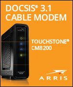 Arris DOCSIS 3.1 Cable Modem