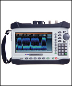 Deviser Spectrum Analyzer