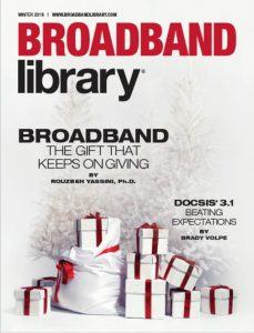 Broadband Library Winter 2016 Edition