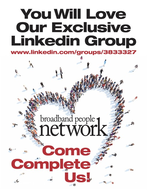 Broadband People Network on LinkedIn