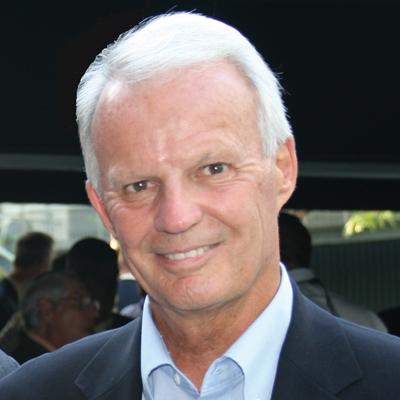 Fiber optic Inventor Peter Schultz