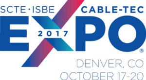 SCTE Cable Tec Expo 2017