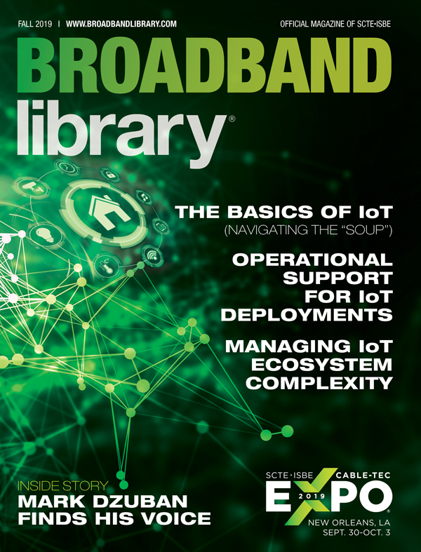 Broadband Library Fall 2019
