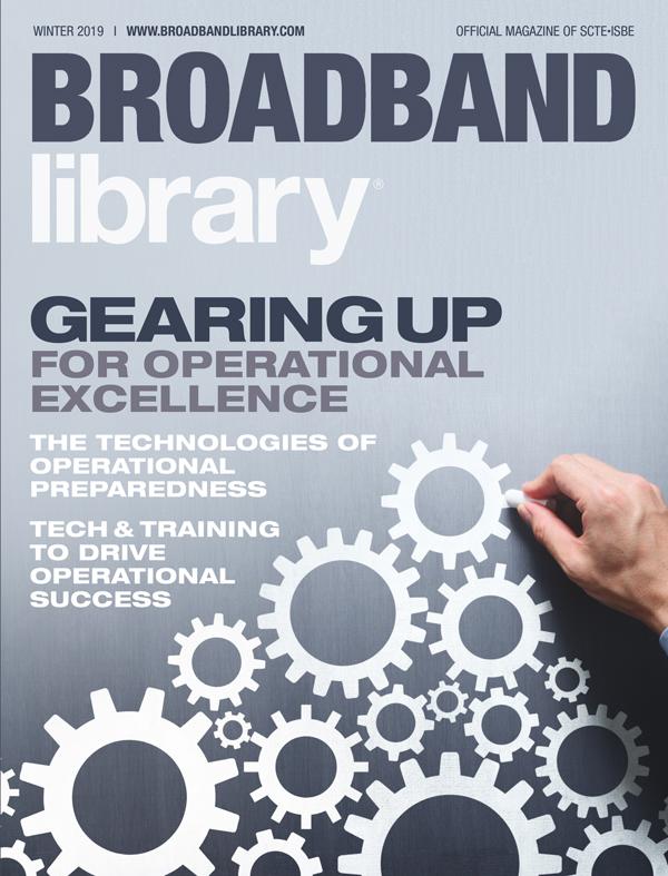 Broadband Library Winter 2019