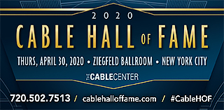 Cable Center Hall of Fame