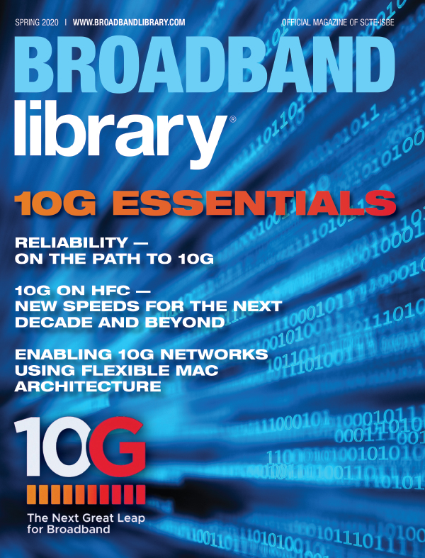 Broadband Library Winter 2019