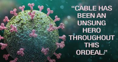 Cable's Coronavirus Moment